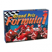"""01377 Tactic Games: Настольная игра """"Гран При: Формула 1"""""""