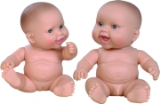 015 Кукла-пупс без одежды, 22 см Paola Reina