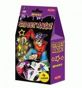 """01908N Набор фокусов """"Уличная магия"""" (фиолетовый) Tactic games"""