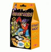 """01909N Набор фокусов """"Уличная магия"""" (оранжевый) Tactic games"""