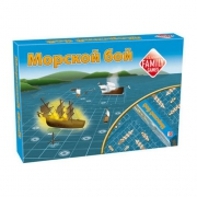 """01971 Tactic Games: Настольная игра """"Морской бой"""""""