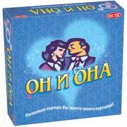 02787 Tactic Games: Он и Она