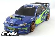 0301 Машина Р/у Subaru Impreza WRC 2001 Hobby