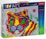 """0871 Мозаика """"Тигр"""" 2500 дет.  Quercetti"""
