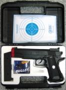 0891 Пистолет игрушечный Villa
