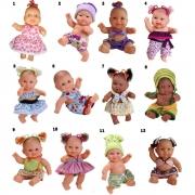 10000 Куклы пупсы, 22 см 12 шт Paola Reina