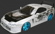 103520 Автомобиль на р/у Toyota Supra (Street Warriors) Nikko
