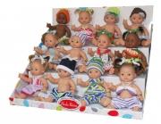 10500 Кукла-пупс, 21 см россыпь Paola Reina