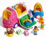 1060 Машина Домик WOW toys