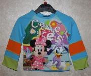 12255 Толстовка 2 года Disney
