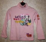 12257 Tолстовка розовая  2,5 лет Disney