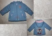 12338 Куртка (отст. рукава) 4 года, Disney