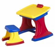 12530 Парта с мольбертом American Plastic Toys