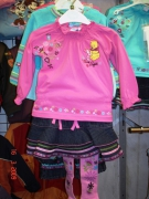 12682 Кофта +юбка +колготы 12,18 мес. Disney
