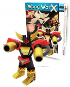 "134114 Набор для творчества ""Робот-Blaster"", WoodWorX Colorific"