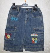 14236 Шорты удлин. джинсовые 3,4,5,6 лет, Disney