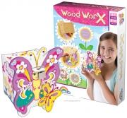 """144106 Набор для творчества """"Копилка"""", WoodWorX Colorific"""