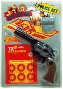 """1511 Пистолет """"Тритон"""" с набором 12-ти зарядных пистонов Villa"""