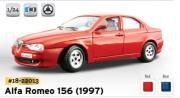 18-22013 Альфа Ромео 156 Коллекционные модели 1:24 Bburago