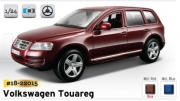 18-22015 VW Таурег Коллекционные модели 1:24 Bburago