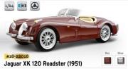 18-22018 Jaguar XK 120 Roadster (1951) Коллекционные модели 1:24 Bburago