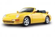 18-22080 Порше 911 Каррера Кабриолет Коллекционные модели 1:24 Bburago
