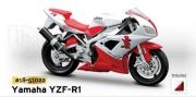 18-51022 Мотоцикл Yamaha YZF-R1 Bburago