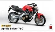 18-51028 Мотоцикл ApriliaShiver 750 Bburago