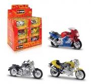 18-51030 Мотоциклы в ассортименте Bburago