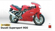 18-51032 Мотоцикл Ducatisupersport 900 Bburago
