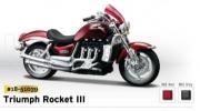 18-51039 Мотоцикл Triumph ROCKET III Bburago