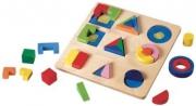 20601 Сортер с геометрическими фигурами GOGO