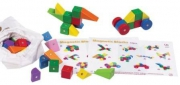 20931 Цветные магнитные блоки GOGO