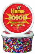 210-00 Термомозаика Детали в банке  Hama