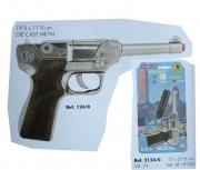 2124/0 Полицейский пистолет Gonher