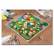 22370 Развивающая деревянная Настольная игра «Золотое яблоко»