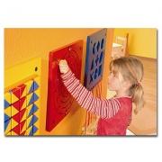 23610 Развивающая деревянная Настенная игра «Лабиринт» (от 4 лет)т