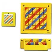23611 Развивающая деревянная Настенная игра «Мозаика» (от 4 лет)т)