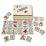 23660 Развивающая деревянная Настольная игра «Найди отражение» (от 4 лет)