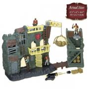 24315-1 Пиратская крепость Red Box