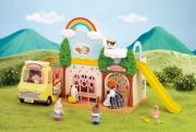 """2633 Набор """"Разноцветный детский сад"""" Sylvanian Families"""