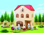 """2745 Набор """"Трехэтажный дом"""" Sylvanian Families"""