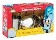 2770 Набор посуды кухонной детский из нержавейки Faro