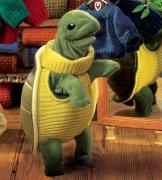 2881 Мягкая игрушка Большая черепаха, 30 см Folkmanis