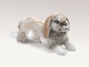 2892 Мягкая игрушка Голландский карликовый кролик Folkmanis