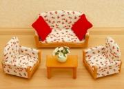 """2922S       Набор """"Мягкая мебель для гостиной"""" Sylvanian Families"""