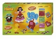 3013 Термомозаика НАМА Большой набор «Радуга» в коробке Hama