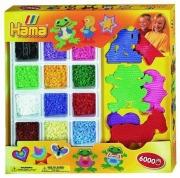 3058 Большой набор бусинок и форм в коробке Hama