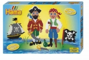 3111 Термомозаика НАМА Набор «Пираты» в коробке Hama