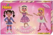 3124 Набор термомозаики НАМА «Балерины» в коробке Hama